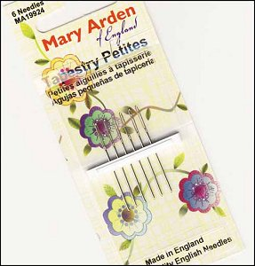 Mary Arden Tapestry Petite Needles MAIN