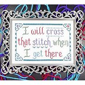 My Big Toe - Cross That Stitch
