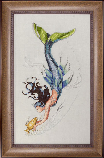 Mirabilia Designs - Mediterranean Mermaid THUMBNAIL