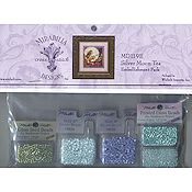 Mirabilia Designs - Silver Moon Tea Embellishment Pack