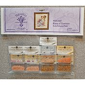 Mirabilia Designs - Roses of Provence Embellishment Pack