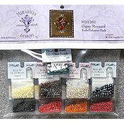 Mirabilia Designs - Gypsy Mermaid Embellishment Pack