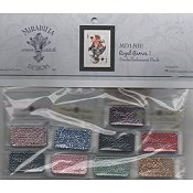 Mirabilia Designs - Royal Games I Embellishment Pack