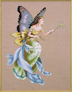 Mirabilia Designs - Cottage Garden Fairy THUMBNAIL