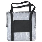 "Mesh Project Bag w/ Handles 13"" x 13"""
