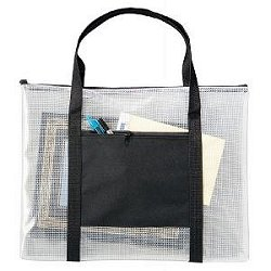 Mesh Project Bags With Handles MAIN