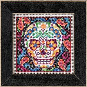Buttons & Beads 2015 Autumn Series - Sugar Skull MAIN