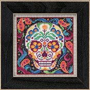 Buttons & Beads 2015 Autumn Series - Sugar Skull THUMBNAIL