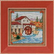 Buttons & Beads 2015 Autumn Series - Country Mill THUMBNAIL