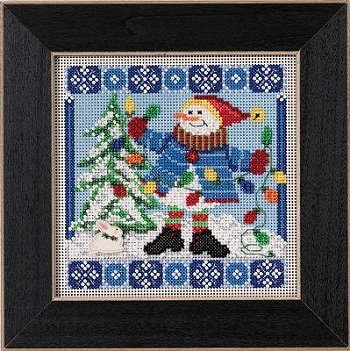 Buttons & Beads 2015 Winter Series - Mr Jack Frost MAIN