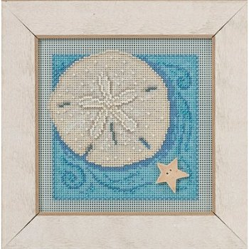 Buttons & Beads 2016 Spring Series - Sand Dollar MAIN