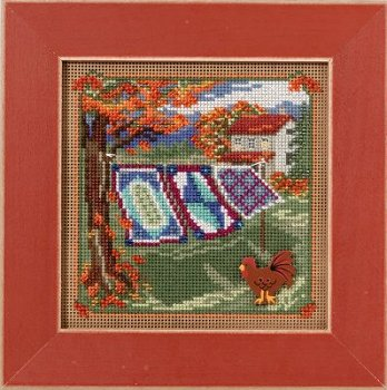 Buttons & Beads 2016 Autumn Series - Country Quilts MAIN