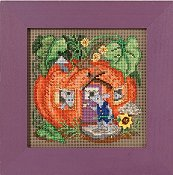 Buttons & Beads 2016 Autumn Series - Mouse House THUMBNAIL