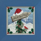 Buttons & Beads 2016 Winter Series - North Pole THUMBNAIL
