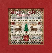 Buttons & Beads 2016 Winter Series - Holiday Sampler THUMBNAIL