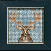 Buttons & Beads 2016 Winter Series -  Winter Stag_THUMBNAIL