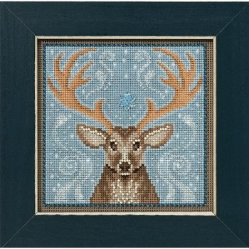 Buttons & Beads 2016 Winter Series -  Winter Stag MAIN