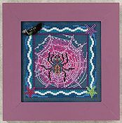 Buttons & Beads 2012 Autumn Series - Tangled Web_THUMBNAIL