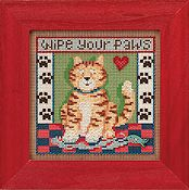 Buttons & Beads 2013 Spring Series - Kitty Paws_THUMBNAIL