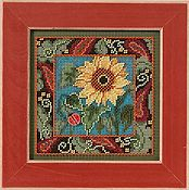 Buttons & Beads 2013 Autumn Series - Sunflower_THUMBNAIL