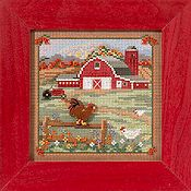 Buttons & Beads 2013 Autumn Series - Country Morning THUMBNAIL