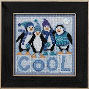 Buttons & Beads 2013 Winter Series - Cool Quartet THUMBNAIL