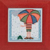 Buttons & Beads 2014 Spring Series - Rainy Day