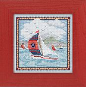 Buttons & Beads 2014 Spring Series - Summer Breeze THUMBNAIL
