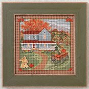 Buttons & Beads 2014 Autumn Series - Harvest Home THUMBNAIL