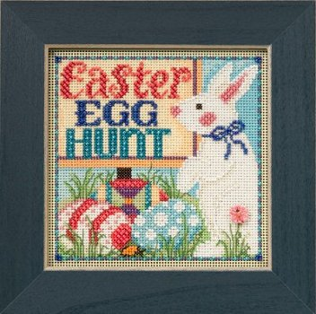 Buttons & Beads 2015 Spring Series - Egg Hunt MAIN