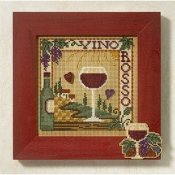 Buttons & Beads 2007 Spring Series - Vino Rosso_THUMBNAIL