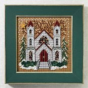 Buttons & Beads 2007 Winter Series - St. Nicholas Cathedral THUMBNAIL