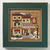 Buttons & Beads 2007 Winter Series - Village Bakery THUMBNAIL