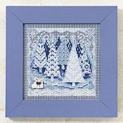 Buttons & Beads 2009 Winter Series - Winter Wonderland THUMBNAIL