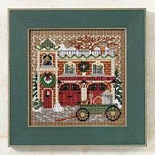 Buttons & Beads 2009 Winter Series - Firehouse THUMBNAIL