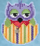 Ornament Series 2015 Owlets - Violet