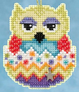 Ornament Series 2015 Owlets - Kiwi MAIN
