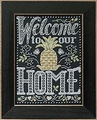 Mill Hill Chalkboard Quartet - Welcome Home