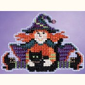 Ornament Series 2015 Autumn Harvest - Wacky Wendy THUMBNAIL
