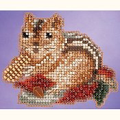 Ornament Series 2015 Autumn Harvest - Chippy THUMBNAIL