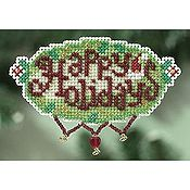 Ornament Series 2010 Winter Holiday - Happy Holidays THUMBNAIL