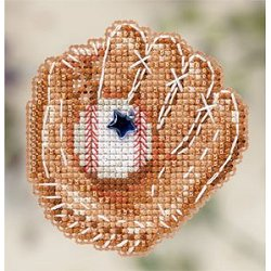 Ornament Series 2012 Spring Series - Baseball Mitt
