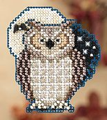 Ornament Series 2012 Autumn Series - Hooty THUMBNAIL
