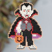 Ornament Series 2013 Autumn Harvest - Dracula THUMBNAIL