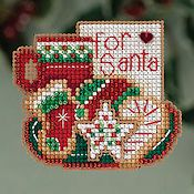 Ornament Series 2013 Winter Holiday - For Santa THUMBNAIL
