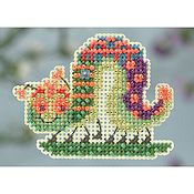 Ornament Series 2014 Spring Bouquet - Caterpillar THUMBNAIL