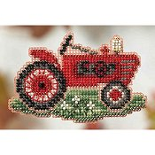 Ornament Series 2014 Autumn Series - Grandpa's Tractor THUMBNAIL