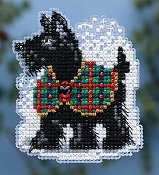 Ornament Series 2014 Winter Holiday - Scottie THUMBNAIL