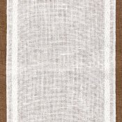 "Mill Hill Stitch Band - Pyramid 27ct. Antique White/Antique White 7.8"" THUMBNAIL"
