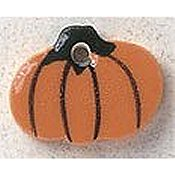 Mill Hill Button - 86341 Petite Pumpkin THUMBNAIL